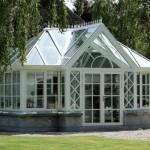 Aluminiumsramme i viktoriansk stil