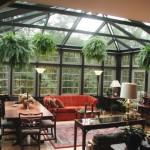 Stilig interiør finish ideell for kontoret eller til å motta besøkende