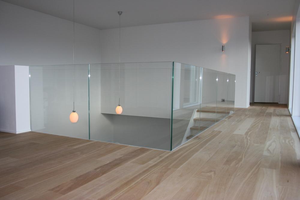 Glassrekkverk innendørs pris